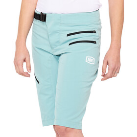 100% Airmatic Shorts Damen seafoam